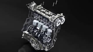 Работа двигателя с распределённым инжекторным впрыском