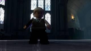 Lego Harry Potter vs Draco Malfoy