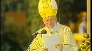 Jan Paweł II w Polsce 1979 - Msza Święta w Warszawie 2 czerwca ( Fragment Homilii)
