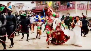 MARQUELIA. Danza de los Apaches 2014 [FULL HD VIDEO]