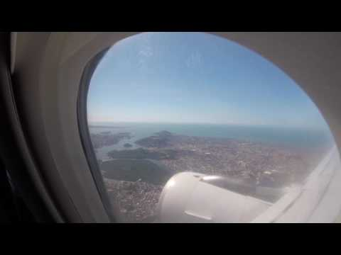 Take off in São Paulo and land in Vitória - Airbus a320