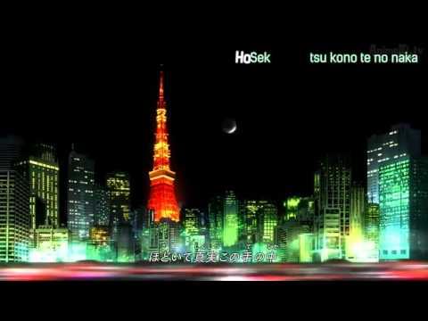 Magic kaito 1412 opening Ai no scenario (karaoke)