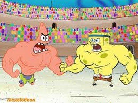 wwe 13 spongebob vs patrick star youtube