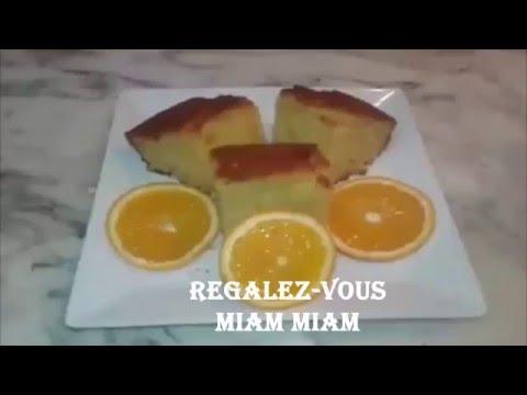 gâteau-à-l'orange-facile-et-rapide