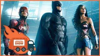 Justice League Trailer Impressions - Kinda Funny Morning Show 07.10.17