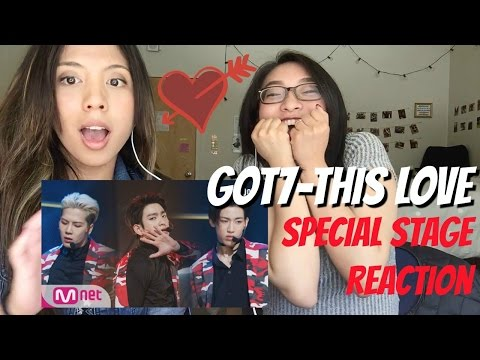 GOT7 - This Love Special Stage M COUNTDOWN Reaction