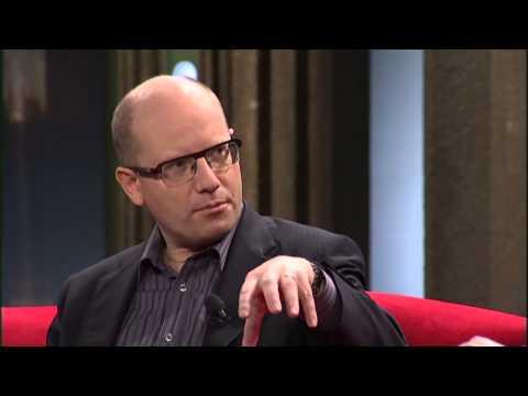 1. Bohuslav Sobotka - Show Jana Krause 1. 11. 2013