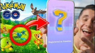 THE RAREST NEW GENERATION 4 POKÉMON IN POKÉMON GO!