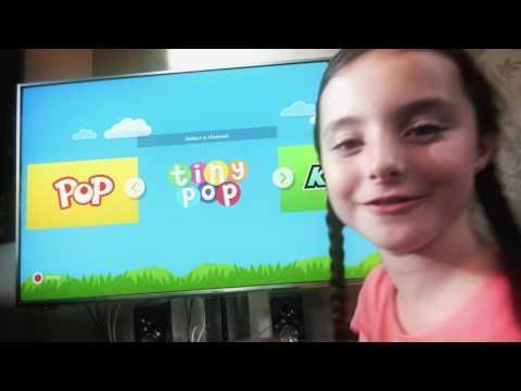 POP on the Sony Kids TV App