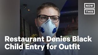 Black Child Barred from Eating at Baltimore Restaurant | NowThis