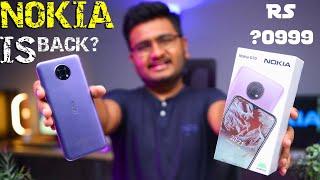 Nokia G10 Unboxing | Nokia Is Back?