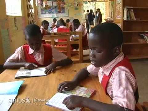 The Braintree School in Uganda // SiriusXM // Kids Place Live