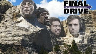 Final Drive: Who Should Be On Ravens Mt. Rushmore?