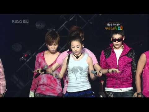 Wonder Girls Big Bang - Tell Me + Lie HD1080