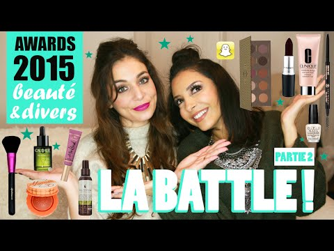 AWARDS 2015 : LA BATTLE ! (Part 2)