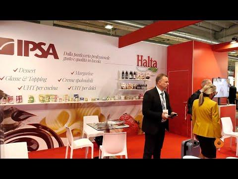 """Cibus Parma 2021, Il cuore """"dolce"""" dell'Ascolano in 60 paesi del mondo. Ecco Ipsa"""
