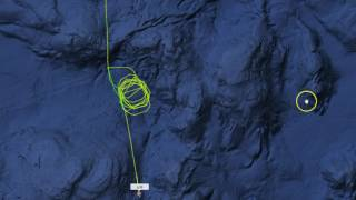 What Are They Searching For? Aircraft Continue to Circle Off California Coast