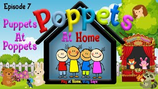Poppets - Series 1 Episode 7 - Puppets at Poppets