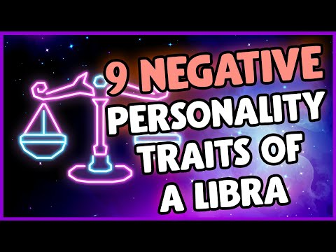 Discover 9 Negative Traits of a Libra♎