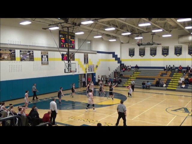 Game Highlights Girls' Varsity: Hoosick Falls vs Glens Falls