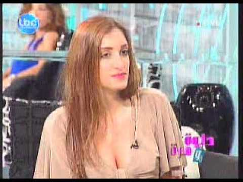 Chrystelle Atallah interview on LBCI Helweh w Morra program June 2011