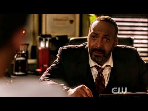 Wally fala com Joe - LEGENDADO (PT-BR) HD | The Flash 6x14
