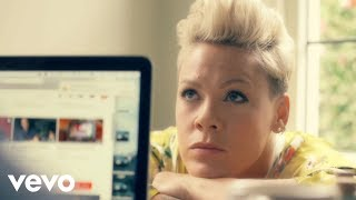 Download P!nk - 90 Days (Official Video) ft. Wrabel Mp3 and Videos