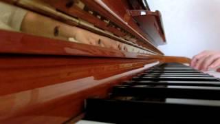 数か月ぶりにピアノを弾いてみました(^^;)