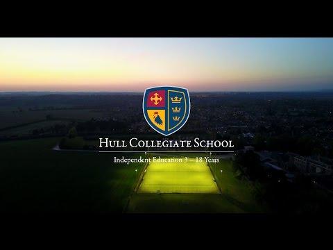 Hull Collegiate School - Halliday Lighting