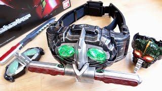 汚れたベルトを再現!プレバン限定 CSMアマゾンズドライバー Verアルファ レビュー!ネオアルファの変身レジスターも付属!鷹山仁セリフも大量追加!仮面ライダーアマゾンアルファ
