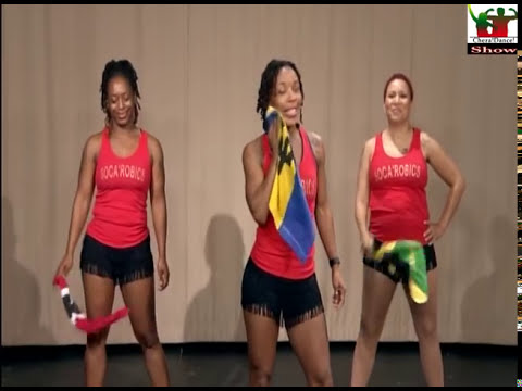 TV Show Episode 24: Soca (Caribbean) Music and Dance with Soca'Robics