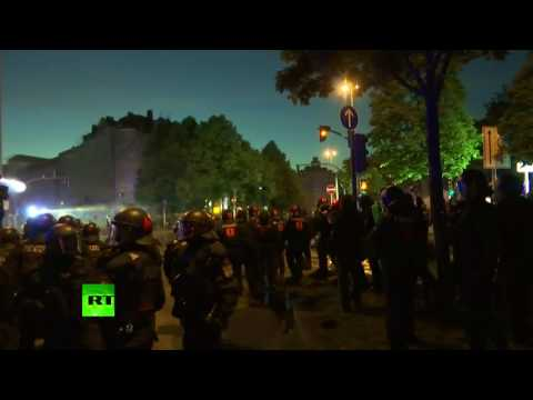 Pepper spray & water cannons: Anti-G20 protesters clash with Hamburg police as summit concludes