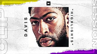 Anthony Davis BEST Highlights From 2019-20 Season Part 1   CLIP SESSION