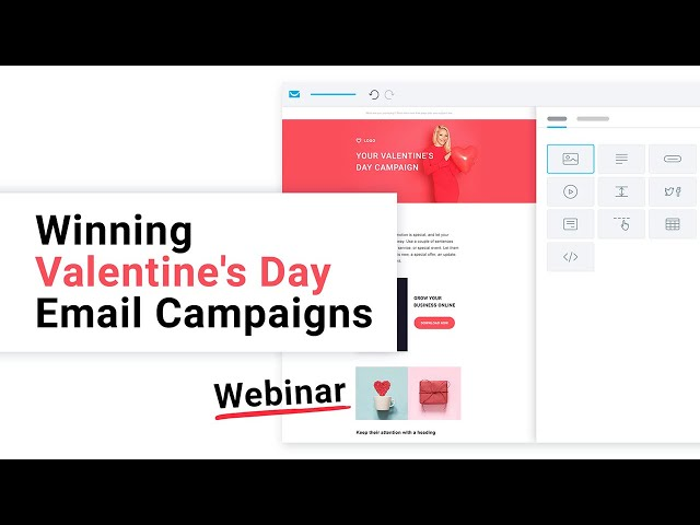 Winning Valentine's Day Email Campaigns | Webinar