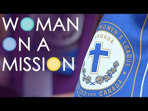 Woman On A Mission - Catholic Women