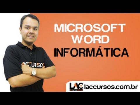 Informática - Microsoft Word - LacCursos