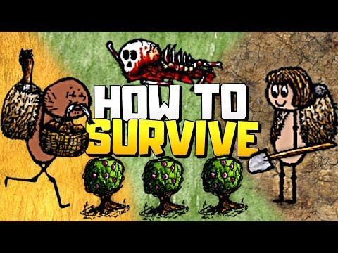 Things You NEED TO KNOW To Survive in One Hour One Life - Beginner Tutorial