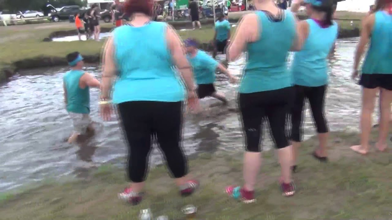 Down and dirty photos from the March of Dimes Mudd