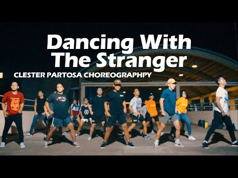 Clester Partosa's Choreography || Music by Sam Smith - Dancing with a Stranger