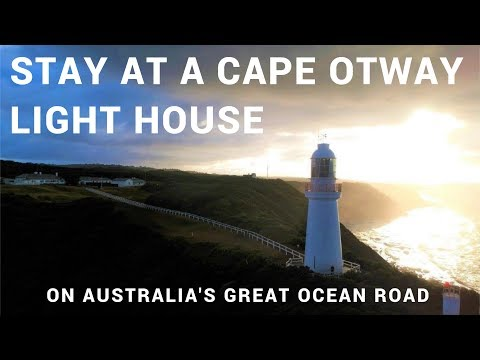 Cape Otway Lighthouse Accommodation & Activities on the Great Ocean Road, Australia
