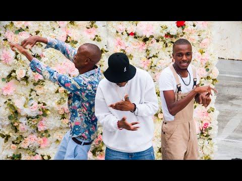 ASAPH   B.T.D feat. Msiz'kay & Mawiza  (Official Music Video)