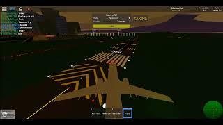 Como pilotar um avião em ROBLOX. (Piloto simulador de vôo de treinamento)