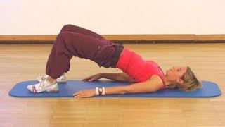 Po & Bauch Training mit Jenny Hößler