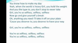Download Lagu Selfless - Jesse Mccartney MP3