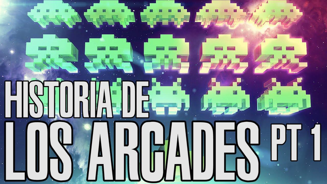►Historia de los Arcades - Nacimiento y Era Dorada►