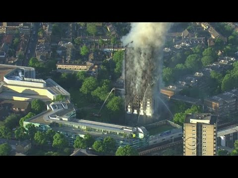 Thumbnail: Crisis in the U.K. as more high-rise buildings fail fire safety tests