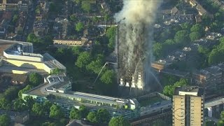 Crisis in the U.K. as more high-rise buildings fail fire safety tests