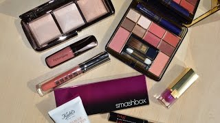 Makeup Haul: Hourglass, Smashbox, Estée Lauder, Kiehls Thumbnail