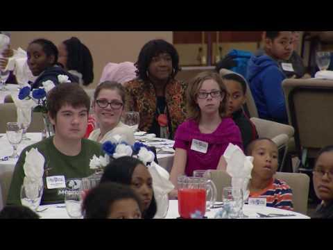 Hampton City Schools - Citizen of the Month - November 21, 2016