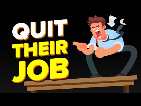 Most Epic Ways People Quit Their Jobs - Funny True Stories